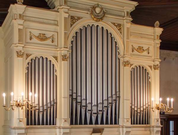Sanierung der Orgel in der Kirchgemeinde Radeburg