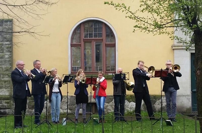 Posaunenchor Kirchgemeinde Radeburg