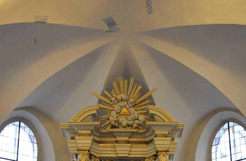 Innensanierung der Stadtkirche Radeburg