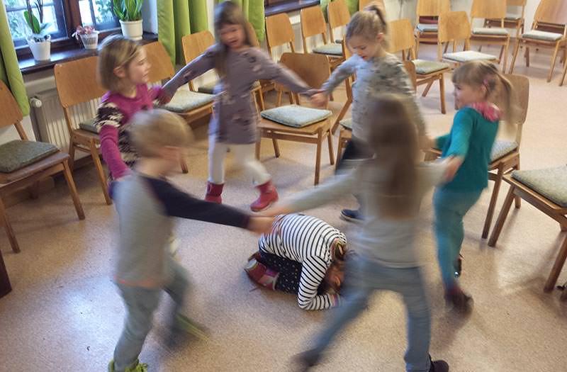 Singschule Kirchgemeinde Radeburg
